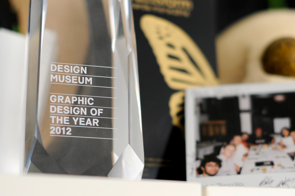 Dalton Magg Design Museum award
