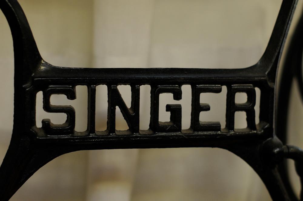 iron singer logo