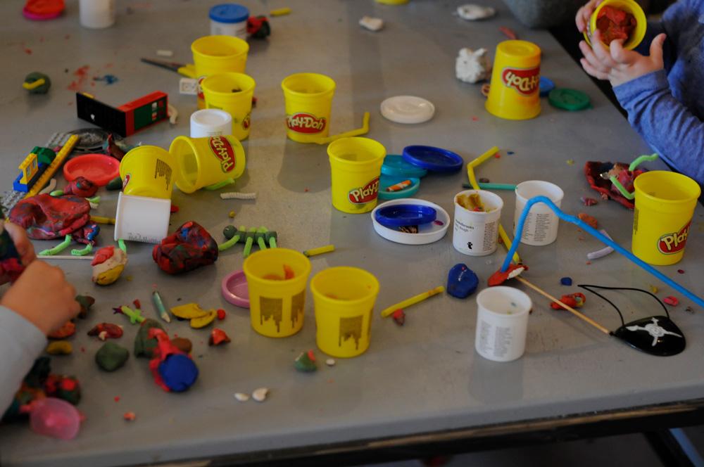 institute of imagination play-doh plasticine