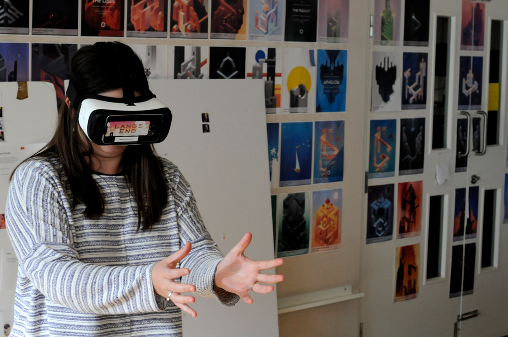UsTwo games VR demonstration