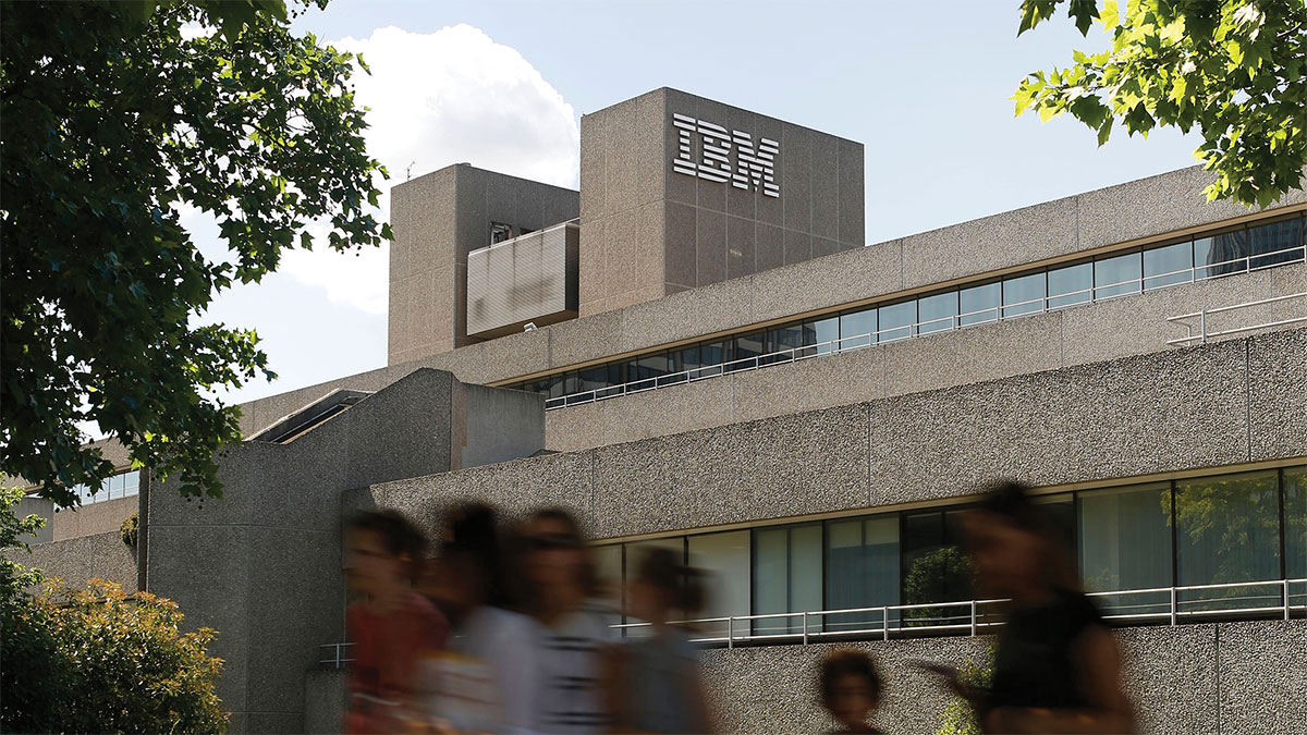Image of IBM building, Southbank